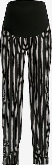 QUEEN MUM Hose in schwarz / weiß, Produktansicht