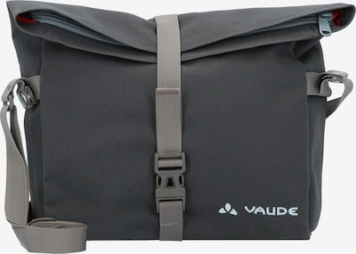 VAUDE Sporttas 'ShopAir' in de kleur Stone grey, Productweergave