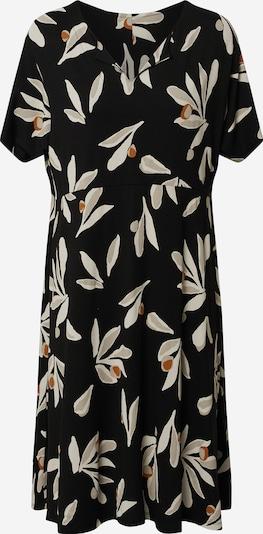 Masai Šaty 'Nebala' - telová / svetlohnedá / čierna, Produkt