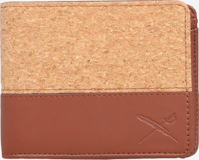 Iriedaily Porte-monnaies 'Wallet' en marron / cognac, Vue avec produit
