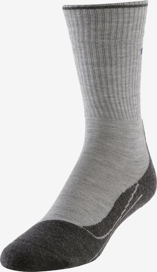 FALKE Sportsocken in grau / anthrazit, Produktansicht