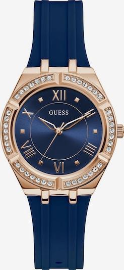 GUESS Analoginen kello 'Cosmo GW0034L4' värissä sininen / roseekulta, Tuotenäkymä