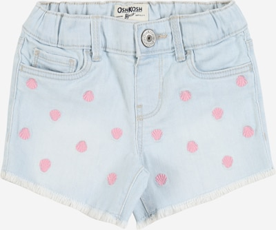 OshKosh Shorts 'Frayed Edge' in blue denim: Frontalansicht