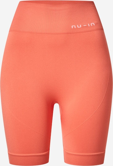 NU-IN Sporthose in orange, Produktansicht