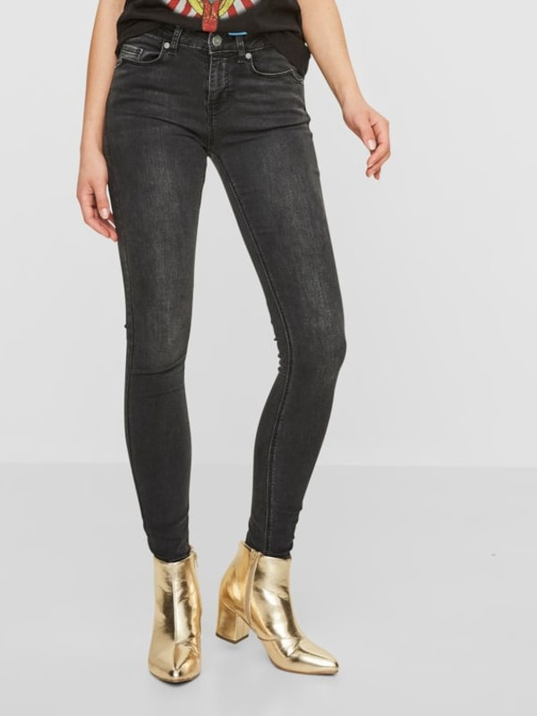 Noisy may Skinny Fit Fit Fit Jeans 'NW Super' in schwarz  Große Preissenkung e36625