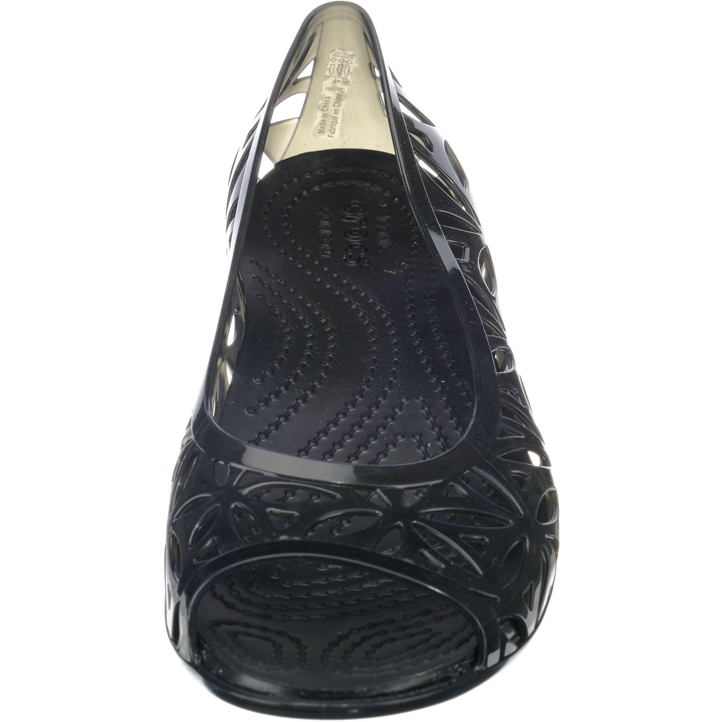 Crocs Isabella Jelly II Flat W Komfort-Ballerinas Begrenzt GXMaZ8Q
