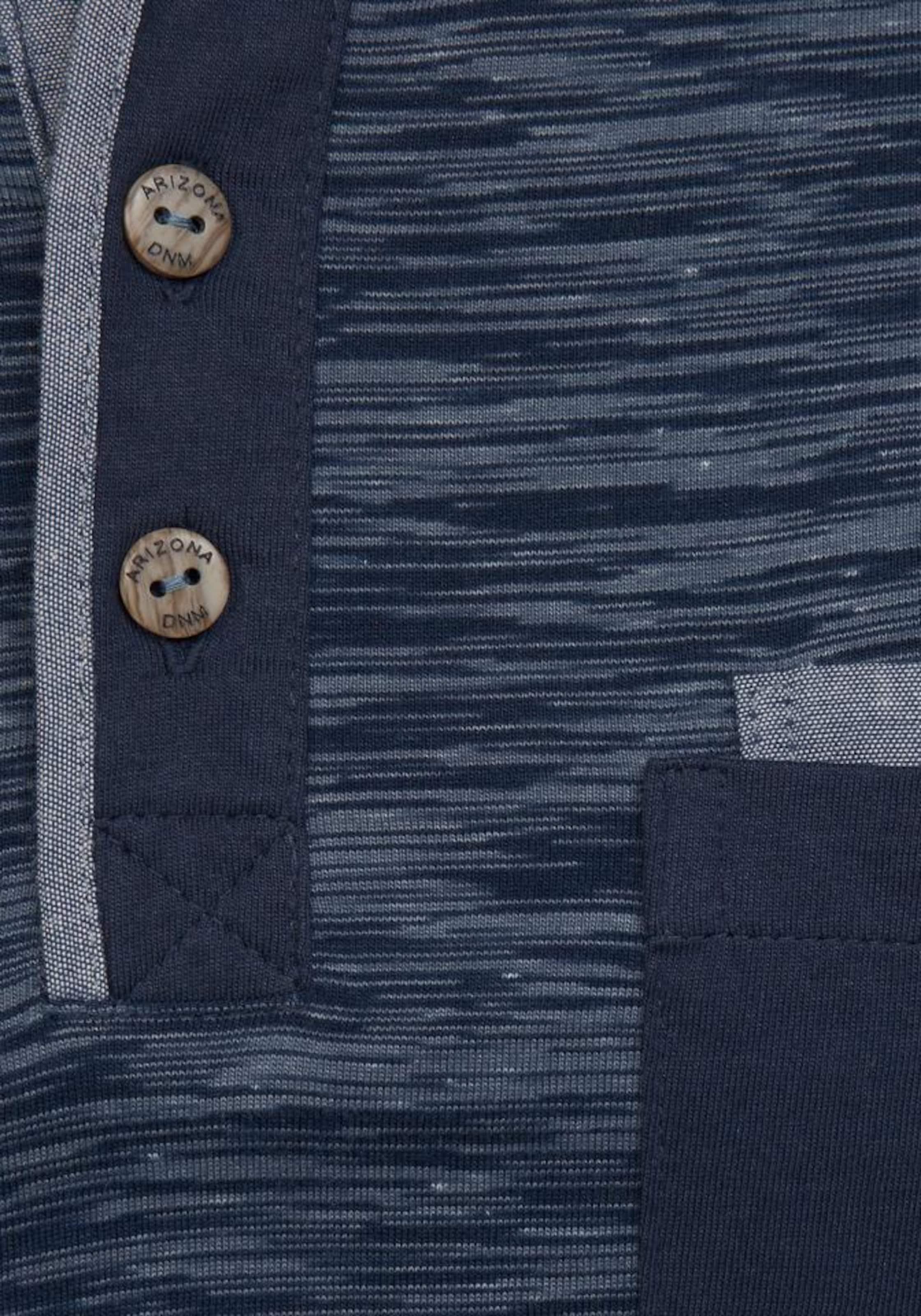 Blau Arizona Blau In Arizona Arizona In Langarmshirt Langarmshirt Langarmshirt In OwPXkn80