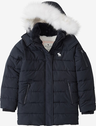Abercrombie & Fitch Winterjas 'ADVENTURE PARKA 4CC' in de kleur Navy, Productweergave