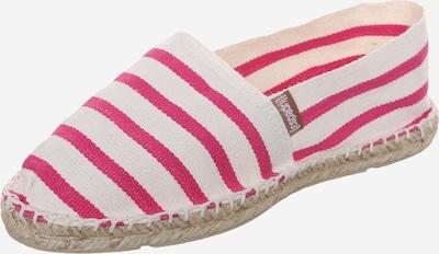 espadrij l´originale Espadrillid 'Classic' beež / roosa, Tootevaade