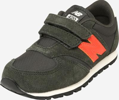 new balance Sneaker 'IV420SC' in orange / schwarz, Produktansicht