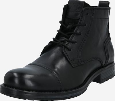 JACK & JONES Stiefel 'Russel' in schwarz, Produktansicht