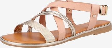 SCAPA Sandalen in Braun