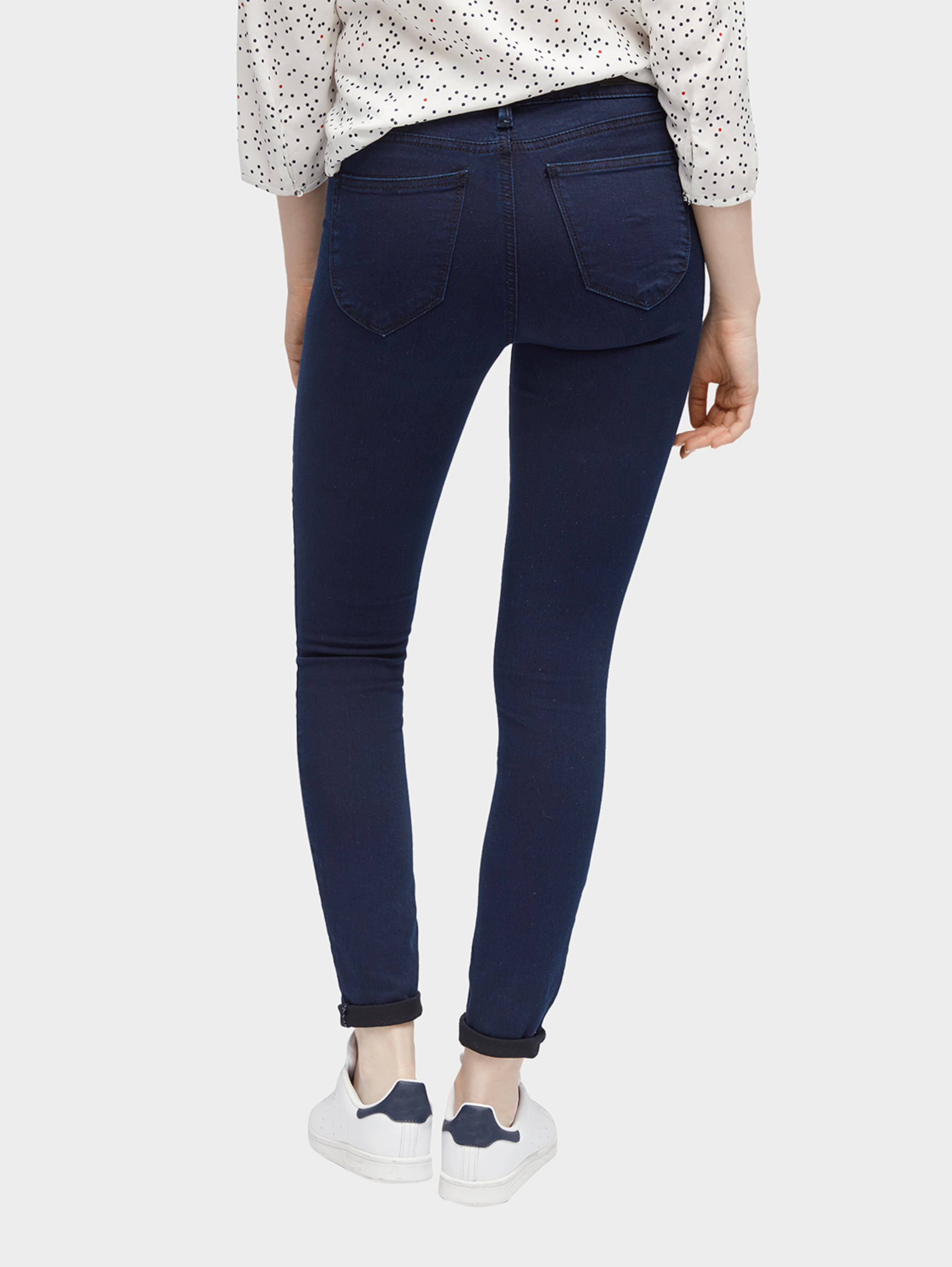 TOM TAILOR DENIM Extra Skinny Jeans 'Nela' Rabatt 2018 Rabatt Online-Shopping Bequem Online Auslassstellen Günstiger Preis Fachlich BQbfD