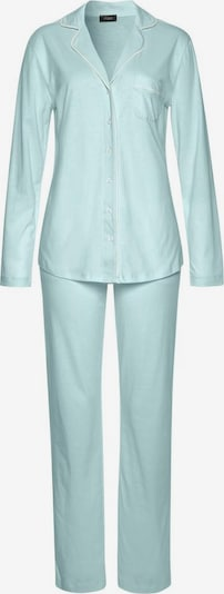 VIVANCE Pyjama 'Dreams' in mint, Produktansicht
