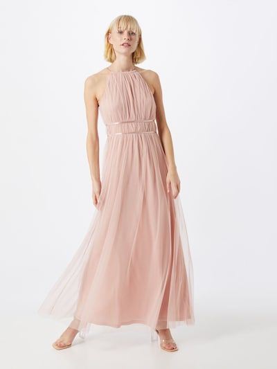 VILA Společenské šaty 'YNNEA' - růžová, Model/ka