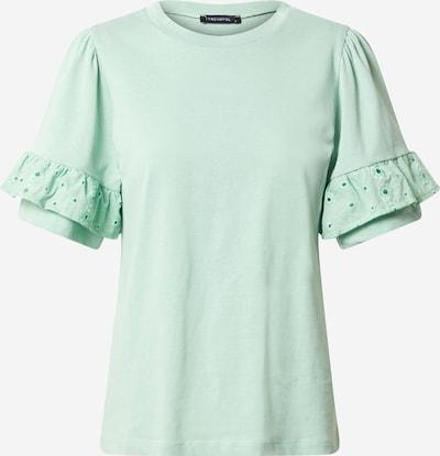 Trendyol Shirt in mint, Produktansicht