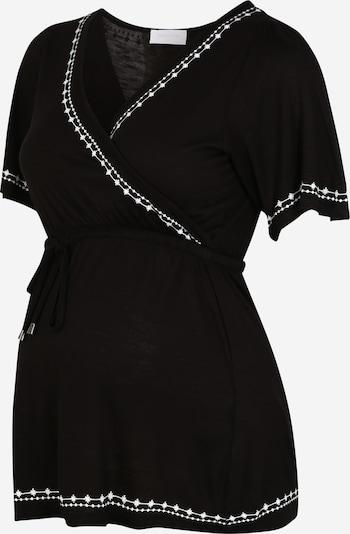 MAMALICIOUS Blouse in de kleur Zwart, Productweergave