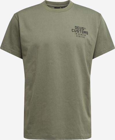 Marškinėliai 'Octane' iš DEUS EX MACHINA , spalva - žalia, Prekių apžvalga