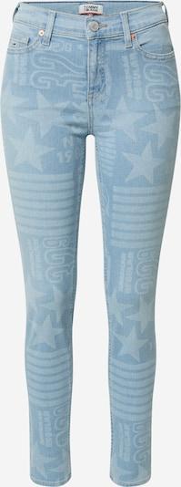 Tommy Jeans Džínsy 'NORA' - modrá denim: Pohľad spredu