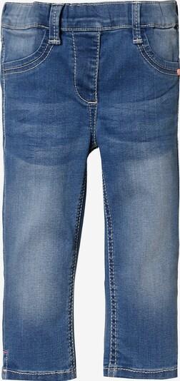 s.Oliver Junior Short in blau, Produktansicht