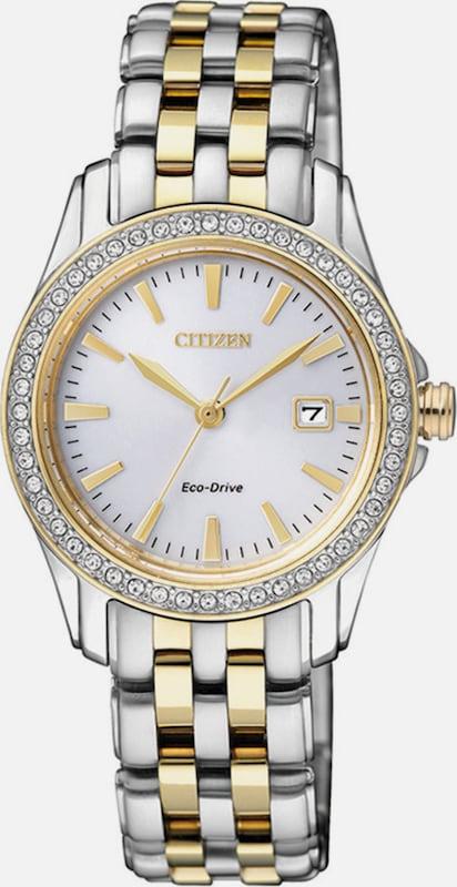 CITIZEN Armbanduhr mit Gangreserve, »EW1908-59A«