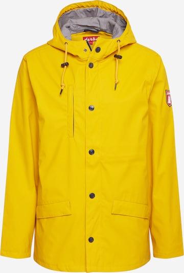 Derbe Jacke 'Passenger 2.0' in gelb, Produktansicht