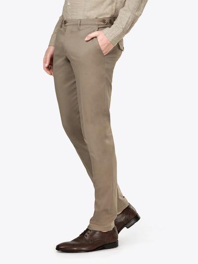 DRYKORN Hose 'Kill' in beige, Modelansicht