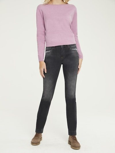heine Jeans in black denim, Modelansicht