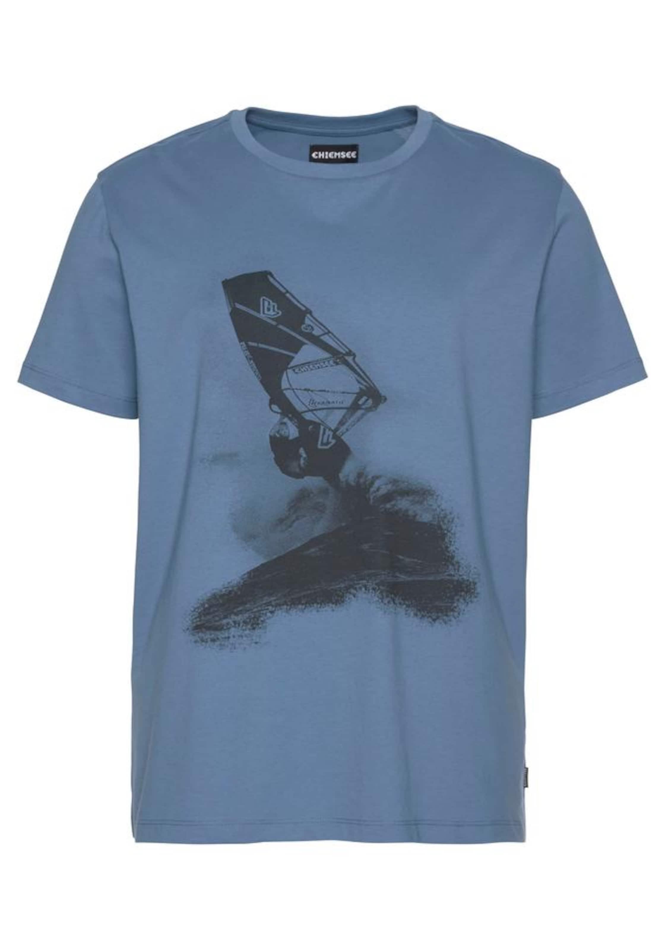 In TaubenblauSchwarz T In shirt Chiemsee TaubenblauSchwarz T shirt shirt Chiemsee In Chiemsee T W2ID9HEY