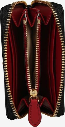 Piniginė iš Lauren Ralph Lauren , spalva - raudona / juoda, Prekių apžvalga