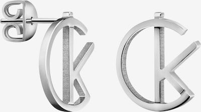 Calvin Klein Ohrstecker Edelstahl in silber, Produktansicht
