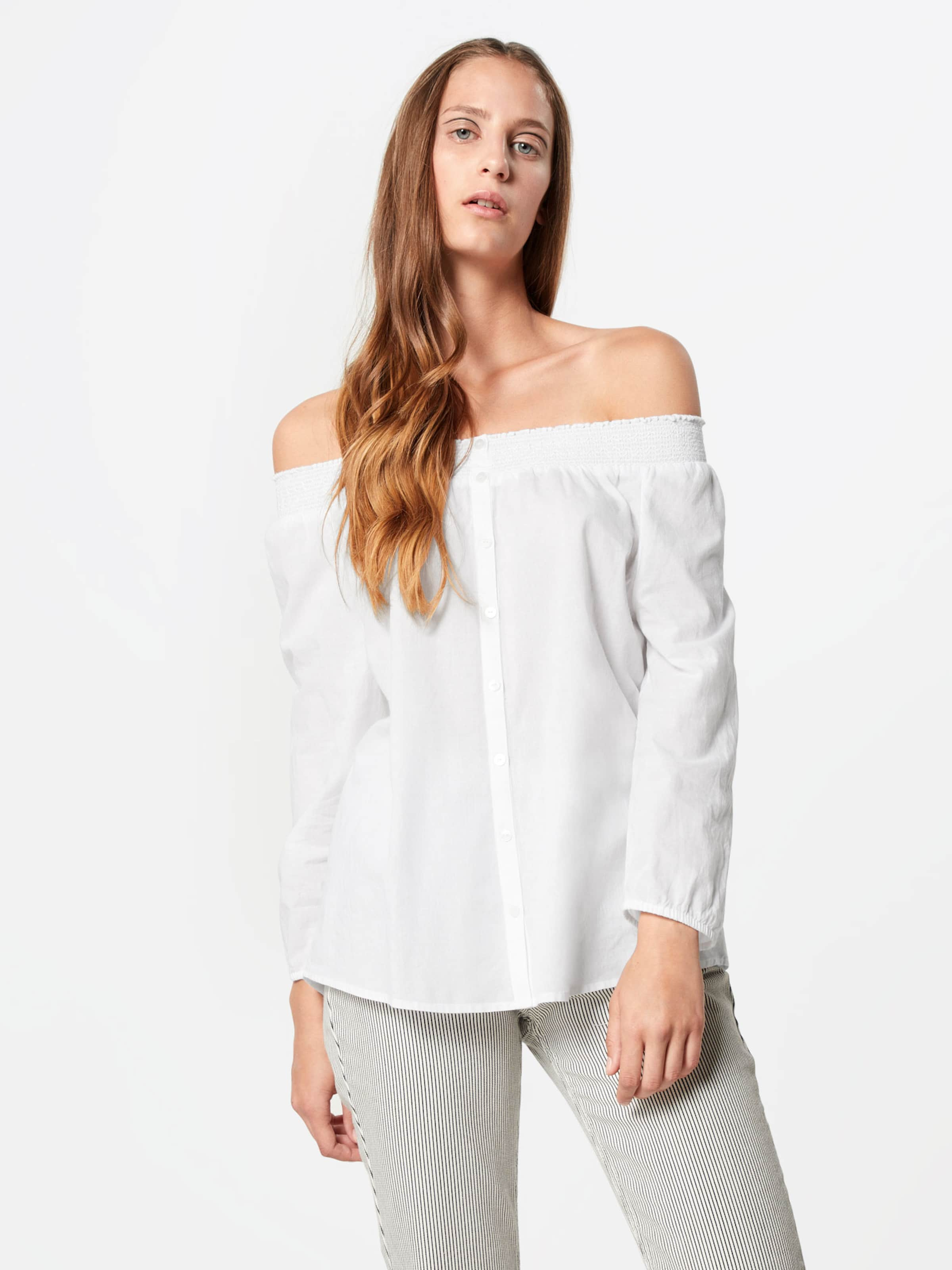 Weiß 'carmen' In Tailor Tom Bluse bfg6yY7