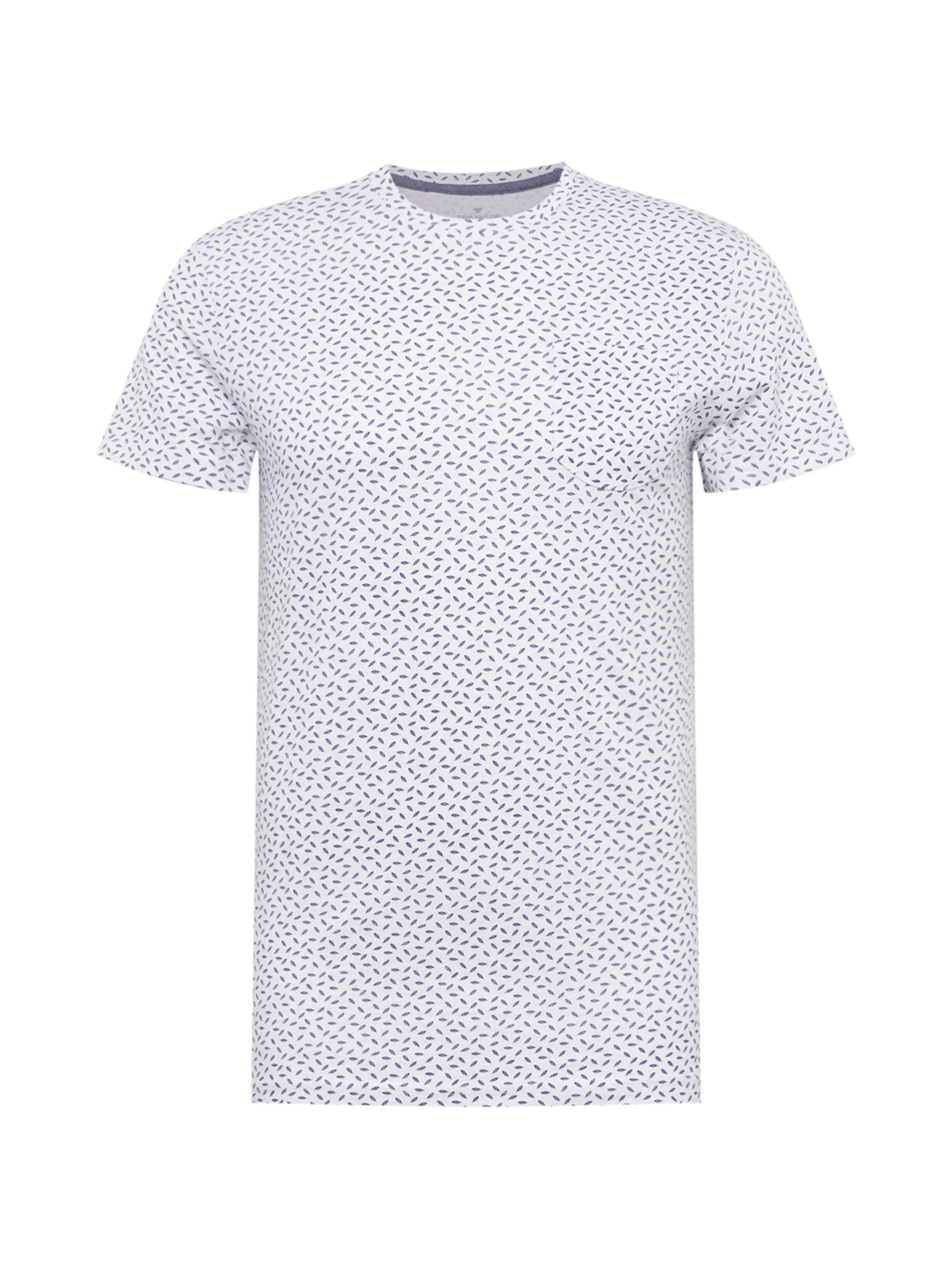 Tom TailorT shirt shirt Blanc TailorT In Tom Tom Blanc TailorT shirt In WDH9Ye2EI