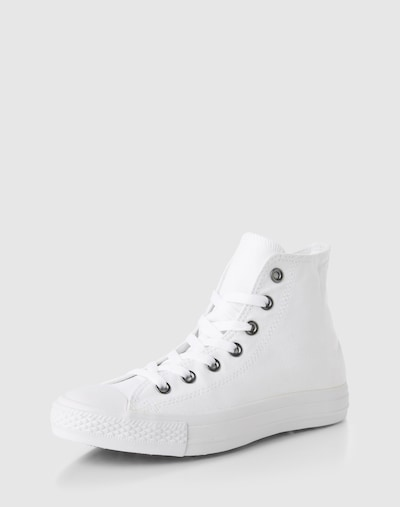 CONVERSE Baskets hautes 'Chuck Taylor All Star' en blanc, Vue avec produit