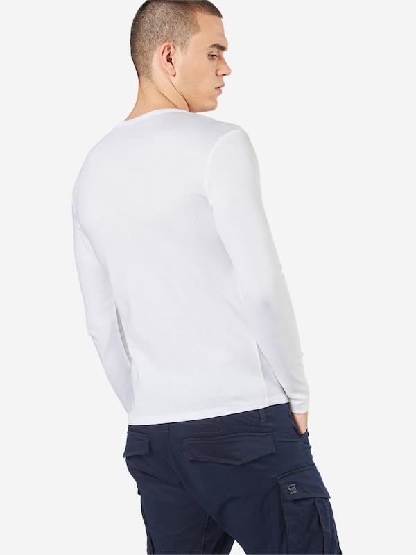 G-star Raw Langarmshirt In Slim Fit Base R T L/s