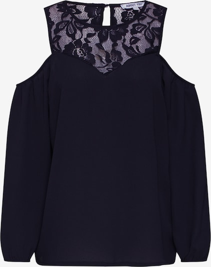 ABOUT YOU Blouse 'Mariette' in Zwart hPOwUyt7