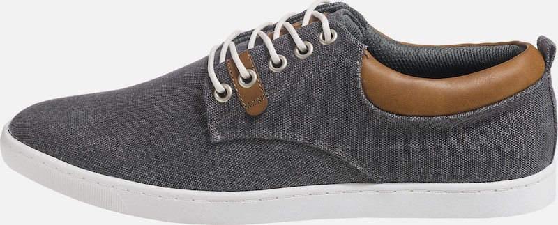 BULLBOXER Leichter Canvas Sneaker Sneakers Low