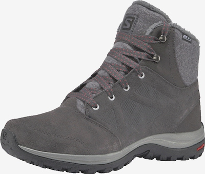 SALOMON Winterschuhe 'Ellipse Freeze CS WP' in grau / hellgrau, Produktansicht