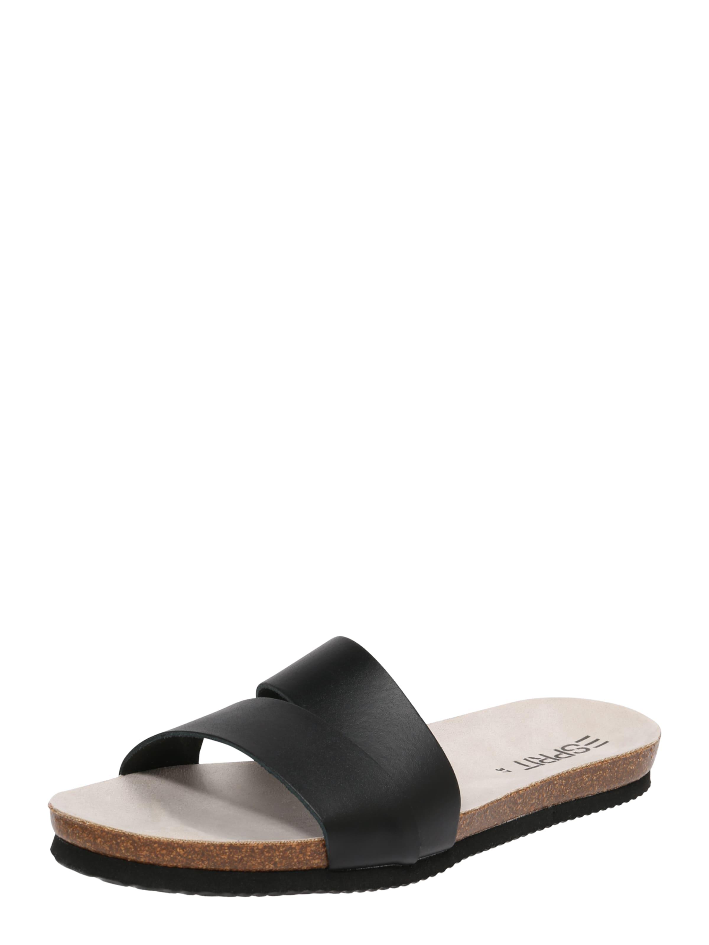 Esprit Sandale 'kim Slide' In Schwarz q54RL3Aj