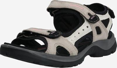 ECCO Sandale 'Offroad W' in beige / schwarz, Produktansicht