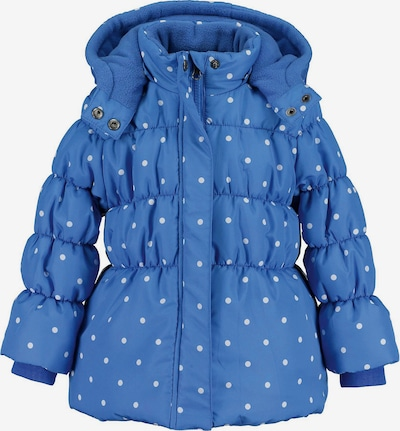 BLUE SEVEN Jacke in blau / weiß, Produktansicht