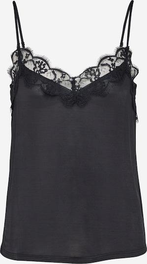mbym Top 'Mirinda Spread' | črna barva, Prikaz izdelka