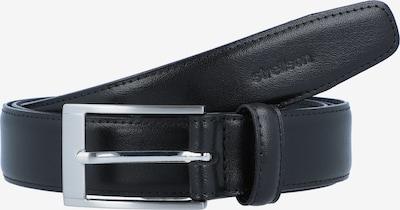 STRELLSON Premium Gürtel Leder in schwarz, Produktansicht