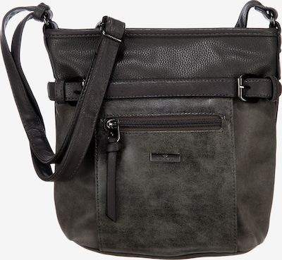 TOM TAILOR Crossbody bag 'Juna' in Dark grey, Item view