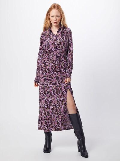 modström Kleid 'Solero' in lila, Modelansicht