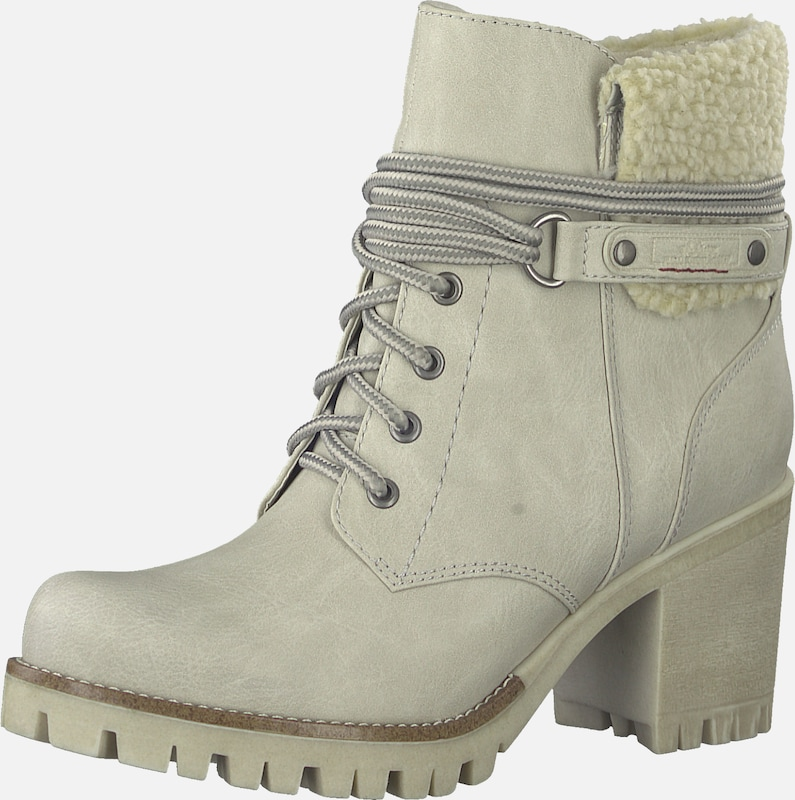 S À Label Clair Bottines En oliver Lacets Gris Red dthrCQs