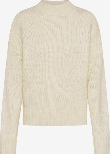 EDITED Pullover 'Egid' in weiß, Produktansicht