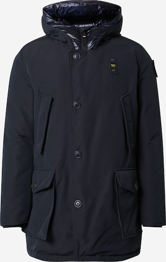 Blauer.USA Winter parka in navy, Item view