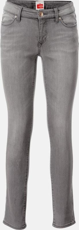 Heine Jeans in grau denim  Freizeit, schlank, schlank