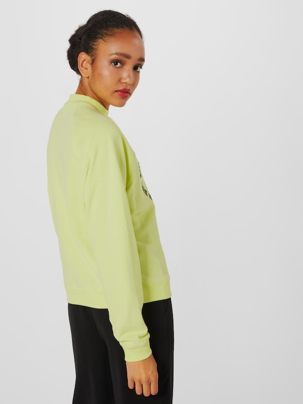 Pastel Review shirt En Sweat Jaune USzMVp
